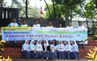 aksi membasmi vampir di SMAN 9 Bandung