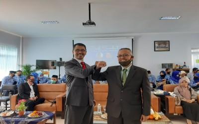 Pisah Sambut Kepala SMA Negeri 9 Bandung